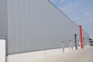 Metallfassaden und Dächer