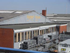 Dachsanierungen von HHM Industriebau
