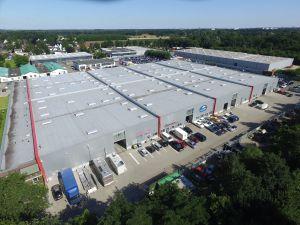 Dachsysteme von HHM Industriebau